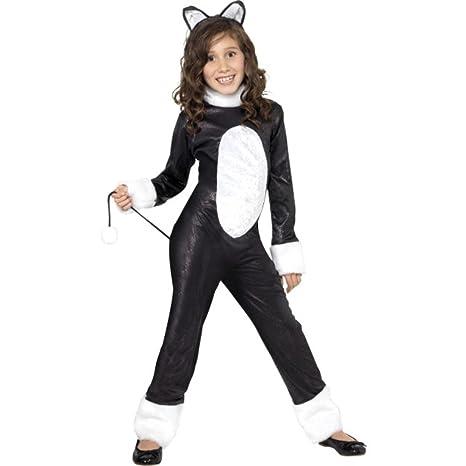 Costume Super Cat 5 6 anni - Smiffy s.Costumi Carnevale Bambini 5 6 ... 9dcb95dcbcd