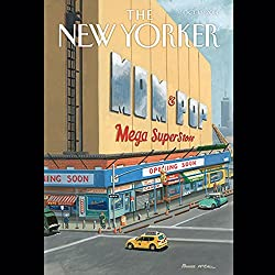 The New Yorker, October 13th 2014 (Peter Hessler, Lauren Hilgers, James Surowiecki)