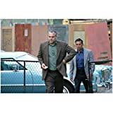 Kill the Irishman Vincent D'Onofrio as John Nardi in Brown Suit Jacket and Green Button Down 8 x 10 inch photo