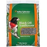 Valley Splendor Black Oil Sunflower Seeds, 2 lbs