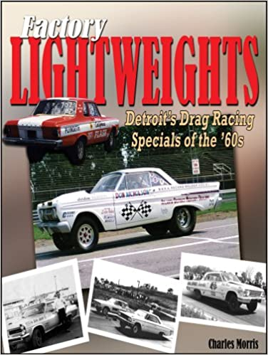Image result for factory lightweight drag racing book