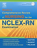 img - for Mosby's Comprehensive Review of Nursing for NCLEX-RN , 18e book / textbook / text book