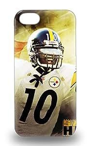 Tpu Case Cover Compatible For Iphone 5/5s Hot Case NFL Pittsburgh Steelers Santonio Holmes #10 ( Custom Picture iPhone 6, iPhone 6 PLUS, iPhone 5, iPhone 5S, iPhone 5C, iPhone 4, iPhone 4S,Galaxy S6,Galaxy S5,Galaxy S4,Galaxy S3,Note 3,iPad Mini-Mini 2,iPad Air )