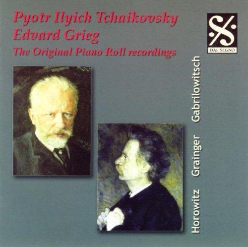 Original Piano Roll Recordings: Tchaikovsky &