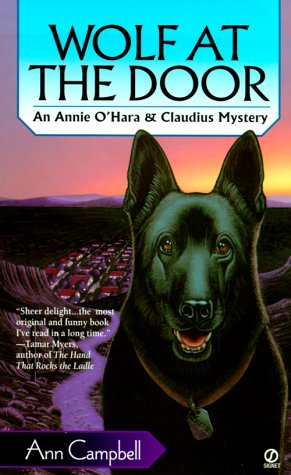 Wolf at the Door (Annie O'Hara & Claudius Mysteries)