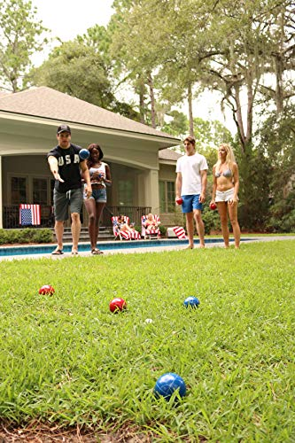 PROLINE NCAA College Georgia Bulldogs Bocce Ball Set by PROLINE (Image #1)