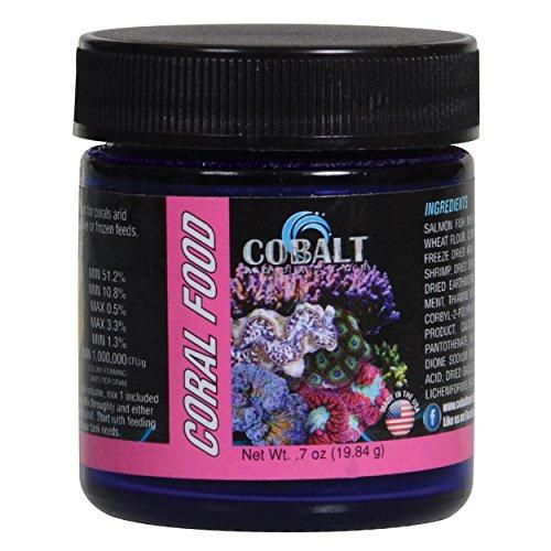 Cobalt Aquatics Coral Food Powder