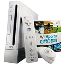 Wii Hardware with Wii Sports Resort - White - Standard Edition