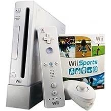 Consola Nintendo Wii Blanco con Wii Sports