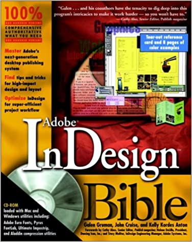 Adobe? InDesign Bible