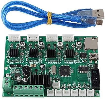 Amazon.com: FYSETC - Placa de control de parte de impresora ...