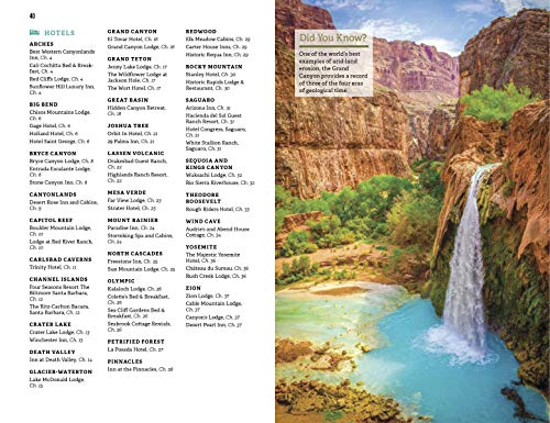 517XHY%2B1HrL - Fodor's The Complete Guide to the National Parks of the West (Full-color Travel Guide)