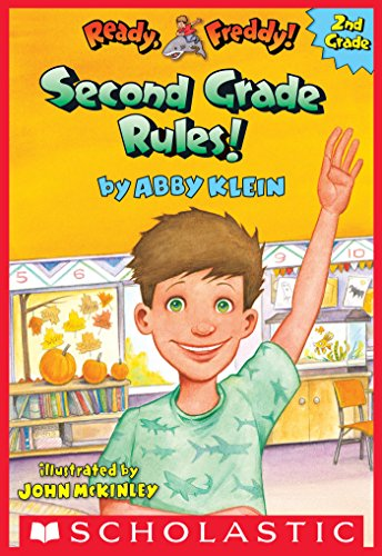 Second Grade Rules! (Ready, Freddy! 2nd Grade #1) (Ready,Freddy! 2nd Grade) (Grad Rules)