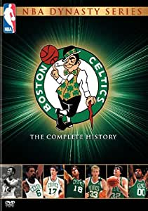 NBA Dynasty Series - Boston Celtics - The Complete History [Import]