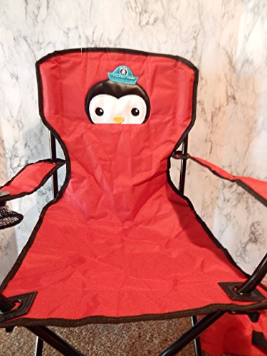 Personalized Sea Medic Penguin Folding Chair (CHILD SIZE)