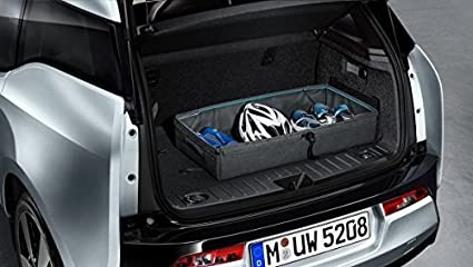 BMW I TRUNK MAT FOLDING CONTAINER