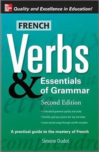 2E French Verbs /& Essentials of Grammar