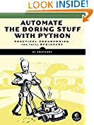 #1: Automate the Boring Stuff with Python: Practical Programming for Total Beginners