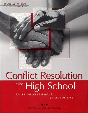 Conflict Resolution in the High School: 36 Lessons