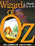 Wizard of Oz : The Complete Collection [Books 1 - 17 ] (Annotated & illustrated)