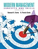 Modern Management, Samuel C. Certo and Trevis Certo, 0133254100