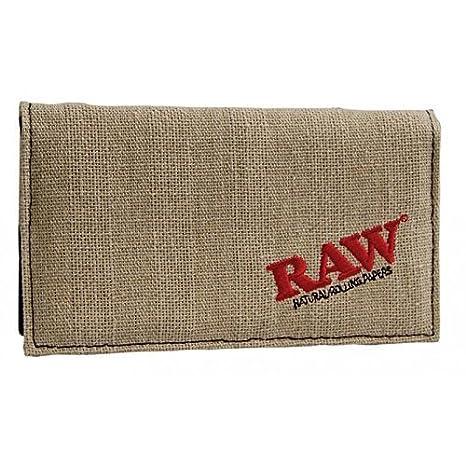 Raw para ahumar tipo cartera/funda