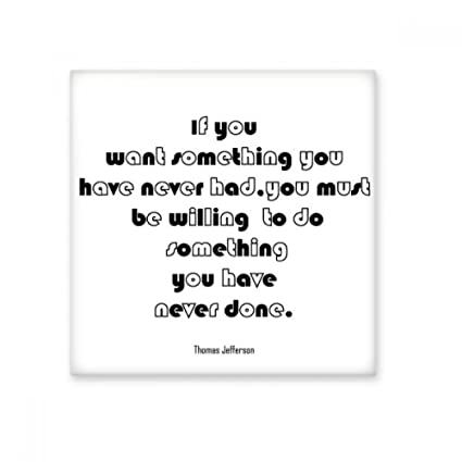 Inspirational Quote for doing quote Ceramic Bisque Tiles Bathroom ...