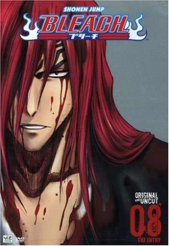 Bleach: Volume 8 - The Entry (Episodes 29-32)