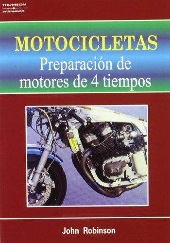 Descargar Libro Motocicletas - Reparacion De Motores De 4 Tiempos John Robinson