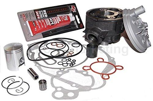 cc CYLINDER BARREL HEAD KIT + GASKET SET for AJS JSM Generic wkj001188.100031432.UKCO