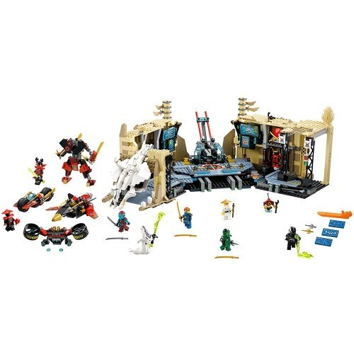 LEGO Ninjago Samurai X Cave Chaos - Lego Samurai Ninjago Mech