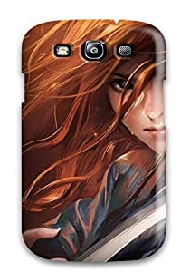 New Arrival Cover Case With Nice Design For Galaxy S3- Samurai