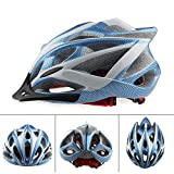 Ezyoutdoor Road Mountain Adult Bike Helmet 22 Vents Large Cool Bicycle Helmet