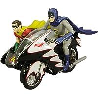 Hot Wheels Elite DC Comics Batman Batcycle