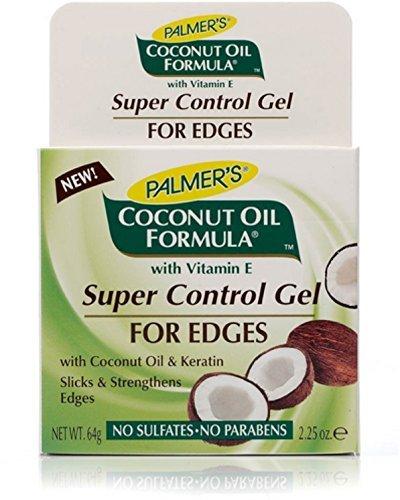 Palmer's Coconut Oil Formula Super Control Gel for Edges, 2.