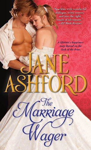 book cover of The Marriage Wager