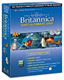 Software : Encyclopedia Britannica Ultimate Reference Suite 2007 DVD-Rom (Win/Mac)