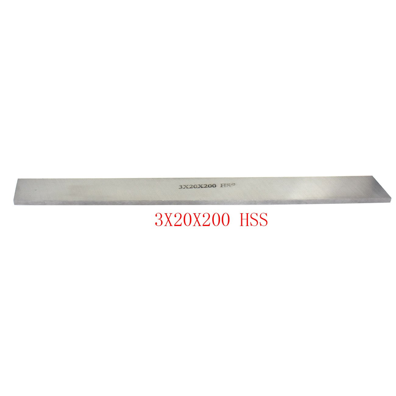 High Speed Metalworking Steel Cutting Lathe HSS Tool Bit 6mmx8mmx200mm