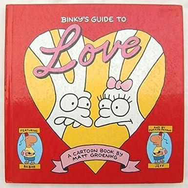 Amazon | 1994年 【BINKY'S GUIDE TO LOVE】 マット・グレイニング ...