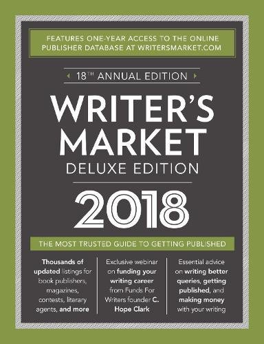 Writer's Market Deluxe Edition 2018: The Most Trusted for sale  Delivered anywhere in USA