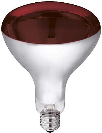 Kerbl Infrarotlampe mit 150 Watt in rot 22244