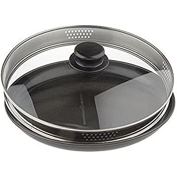 Amazon.com: Maconee 10inch Universal Microwave Crisper Pan ...
