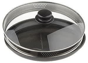 Browning placa de microondas con tapa: Amazon.es: Hogar