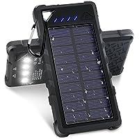 Ayyie 16000mAh Portable Solar Power Bank