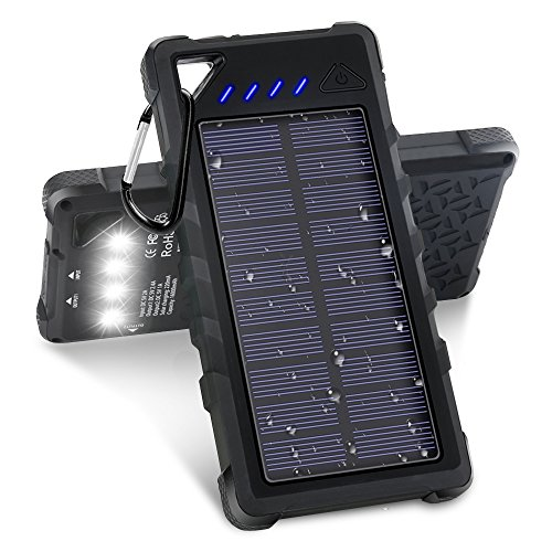 Battery Charger With Solar Panel - 6