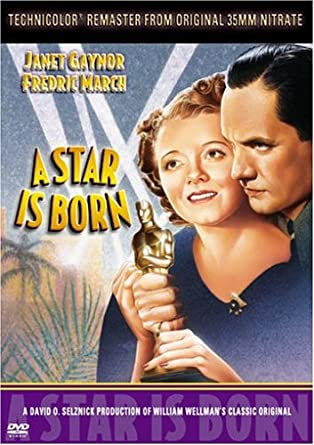 Amazon a star is born janet gaynor fredric march adolphe a star is born malvernweather Choice Image