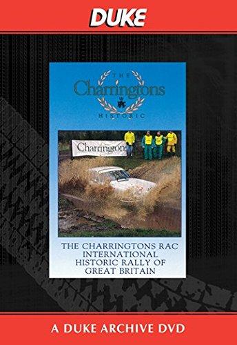 Charrington s Historic RAC Rally 1992 Duke Archive