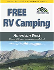 Free RV Camping American West: Discover 1,902 places where you can camp for free!