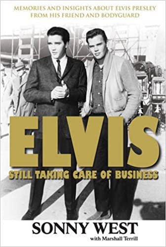 Image result for elvis taking care of business sonny west