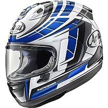 Arai Corsair-X Planet Blue Motorcycle Helmet Large (More Size Options)